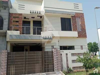 5 Marla Well Located House For Sale