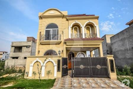 ڈی ایچ اے 9 ٹاؤن ڈیفنس (ڈی ایچ اے) لاہور میں 3 کمروں کا 5 مرلہ مکان 1.7 کروڑ میں برائے فروخت۔