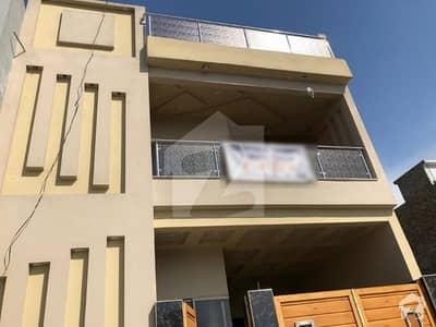 5 Marla House For Sale In Sufian Garden Warsak Road