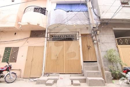 2.5 Marla tripple story House For Sale Jalal park