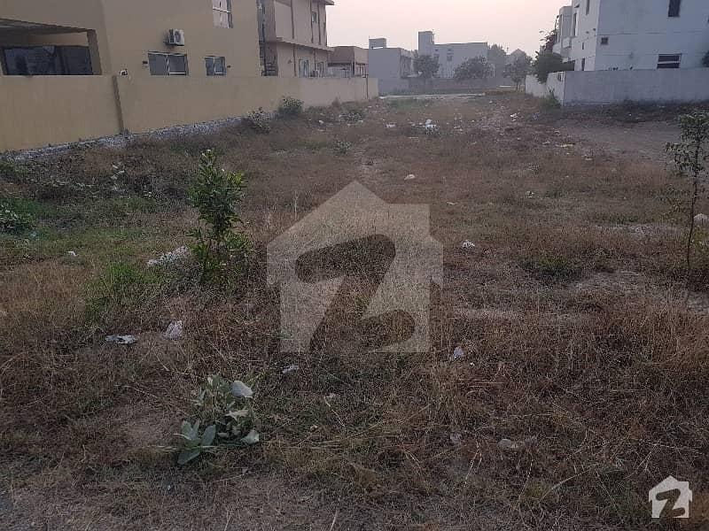 Residential Plot In Phase 6 D Block