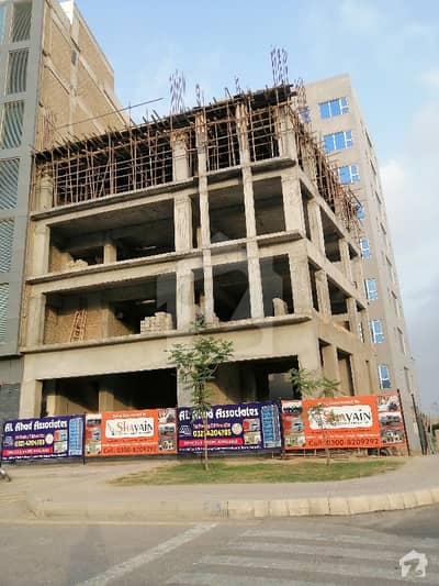 Midway Commercial 3 Side Corner Building Offices Avaiable For Sale On Installments