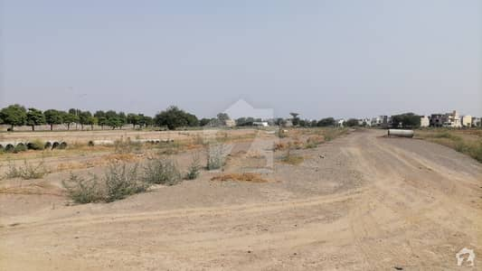 Golden Opportunity 10 Marla On Ground Plots On 6 Months Installment In Prime Location Facing Grand Mosque And Lake City Mall