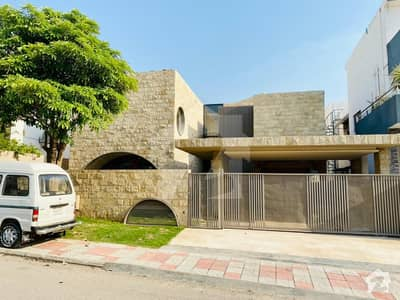 New Designer House For Sale On Most Prime Location