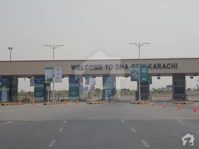 Dha City Karachi 125 Square Yards Own Price Residential Plot For Sale