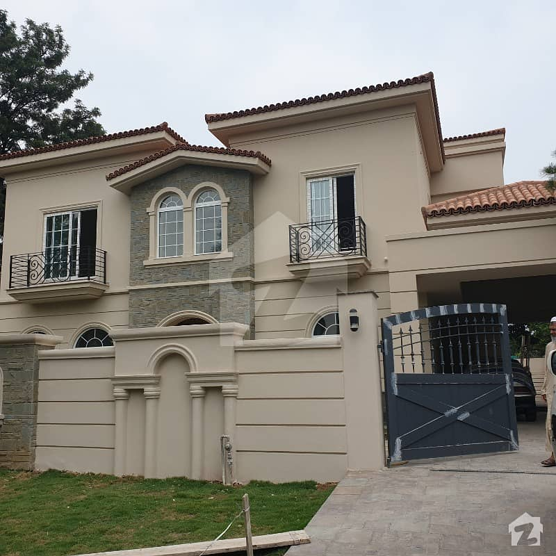 Elegant House For Rent In F-7/2 Islamabad