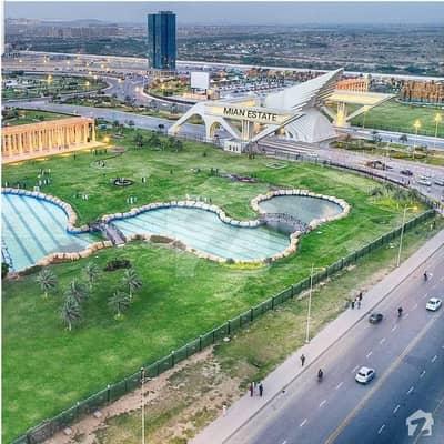 Full Paid Residential Plot For Sale In Bahria Town Karachi