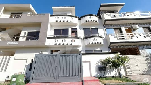 Brand New Double Unit House Is Available For Sale In Opposite Markaz D-12/4 Islamabad