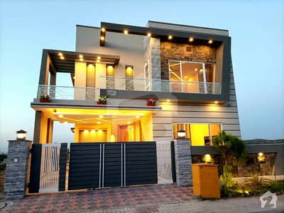 13 Marla Beautiful House For Sale In Bahria Town