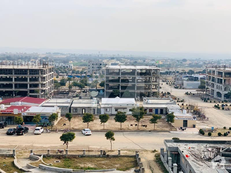 40x40 Commercial Plot Available For Sale On Investor Rate In Business Square Gulberg Greens Islamabad