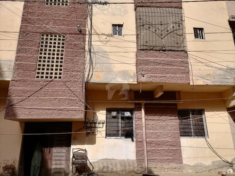 کورنگی - سیکٹر 31-جی کورنگی کراچی میں 3 کمروں کا 3 مرلہ فلیٹ 40 لاکھ میں برائے فروخت۔
