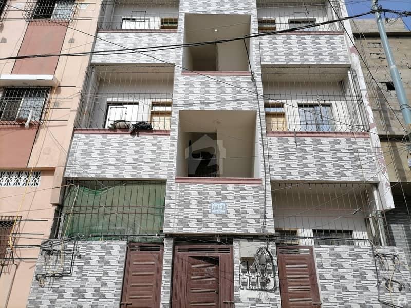کورنگی - سیکٹر 31-جی کورنگی کراچی میں 2 کمروں کا 2 مرلہ فلیٹ 19 لاکھ میں برائے فروخت۔