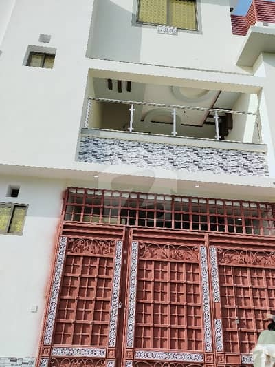 3.5 Marla New Beautiful House For Sale In Supyan Gharden