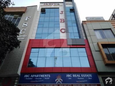 A Well Designed Furnished Apartment Is Up For Rent In An Ideal Location In Faisalabad
