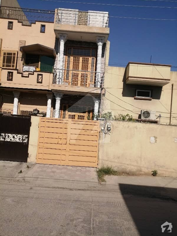 Double Storey House With 4 Bed Rooms