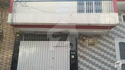 نثار کالونی فیصل آباد میں 6 کمروں کا 7 مرلہ مکان 1.3 کروڑ میں برائے فروخت۔