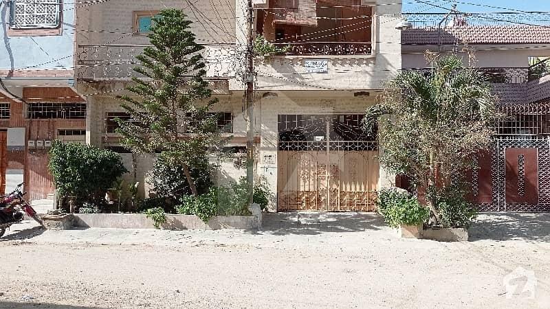 کورنگی کراچی میں 9 کمروں کا 8 مرلہ مکان 2.7 کروڑ میں برائے فروخت۔