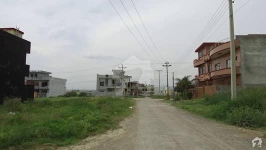 Main Double Road 35x60 Plot Extra Land