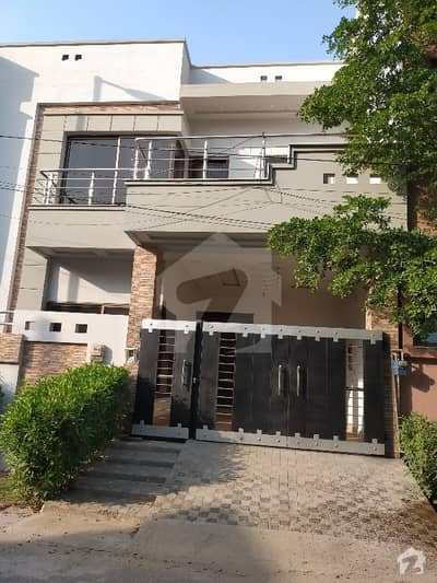 8 Marla Double Storey House For Rent In Eden Garden Available
