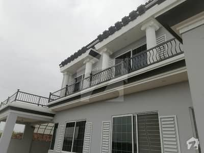 Centrally Located House In Abdullah Garden Is Available For Rent