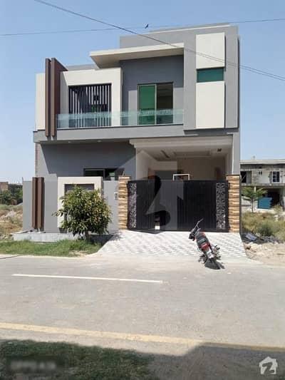 ایڈن ایگزیکیٹو ایڈن گارڈنز فیصل آباد میں 3 کمروں کا 5 مرلہ مکان 1.3 کروڑ میں برائے فروخت۔
