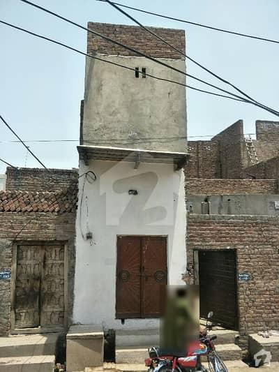 جڑانوالہ فیصل آباد میں 2 کمروں کا 1 مرلہ مکان 8.5 لاکھ میں برائے فروخت۔
