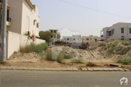 2000 Yards Plot One And Only Place In Whole DHA  On Top Of Hill