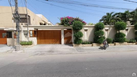 ڈی ایچ اے فیز 7 ڈی ایچ اے کراچی میں 5 کمروں کا 2.13 کنال مکان 22 کروڑ میں برائے فروخت۔