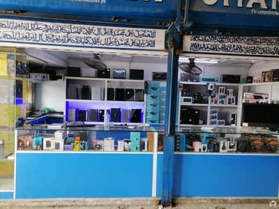 نارتھ ناظم آباد ۔ بلاک ایم نارتھ ناظم آباد کراچی میں 1 مرلہ دکان 3 کروڑ میں برائے فروخت۔