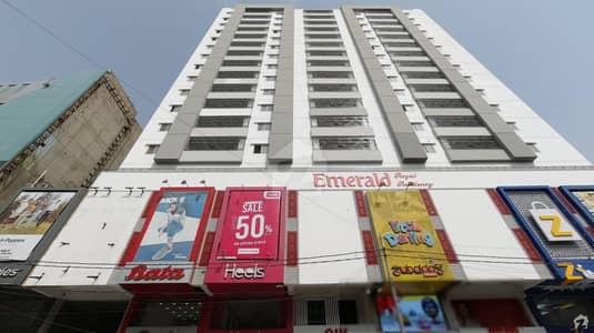 طارق روڈ کراچی میں 2 کمروں کا 6 مرلہ فلیٹ 1.7 کروڑ میں برائے فروخت۔