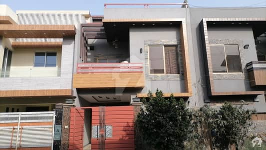 6.5 Marla Double Storey House For Sale In Lahore Medical Society Phase 2 Block A
