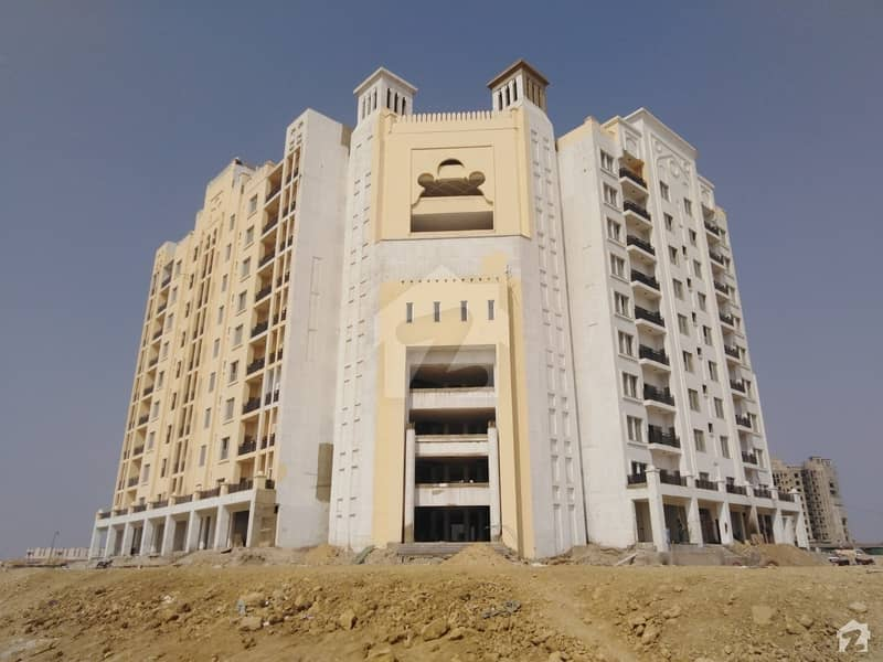Bahria Heights Flat Is Available For Sale