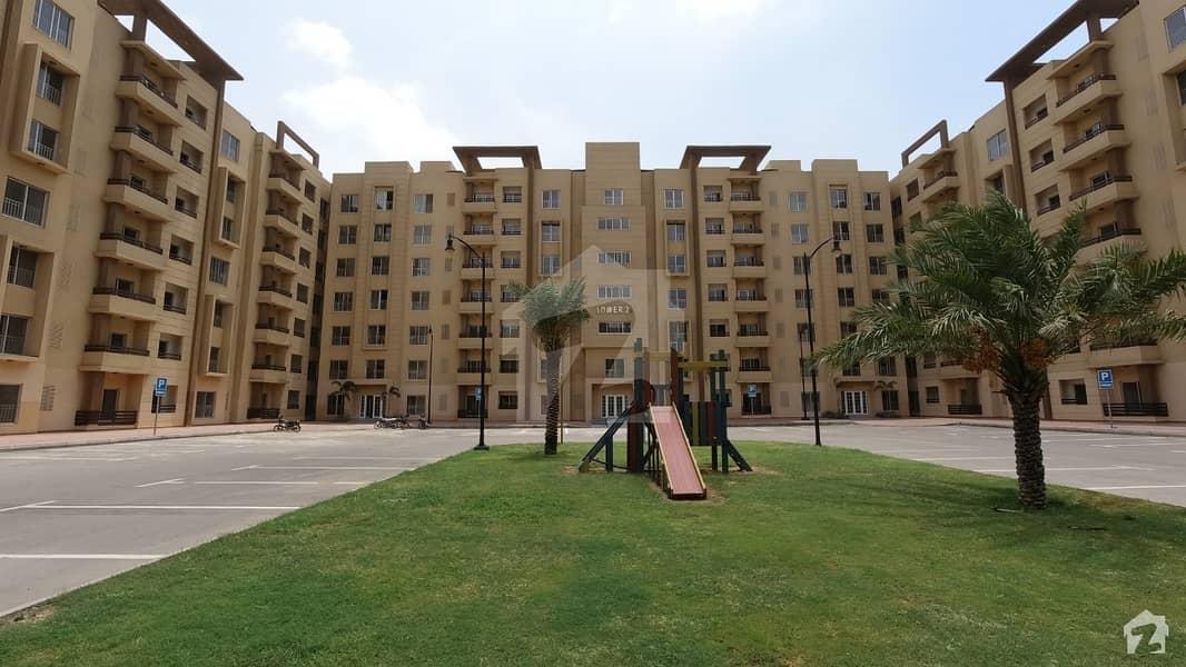 بحریہ اپارٹمنٹ بحریہ ٹاؤن کراچی کراچی میں 2 کمروں کا 4 مرلہ فلیٹ 78 لاکھ میں برائے فروخت۔