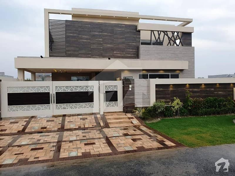 1 Kanal Modern Design House For Sale On Top Location Of DHA Phase 6