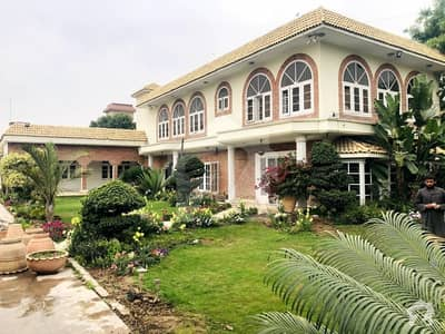 4 Kanal House For Sale In University Town