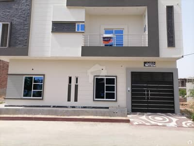 Highly-Desirable 1125  Square Feet House Available In Royal Palm City Sahiwal