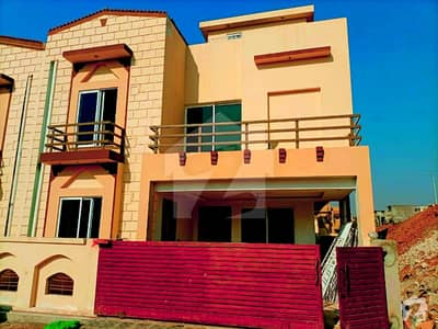 7 Marla Double Storey Used House For Sale Bahria Town Phase 8 Rawalpindi