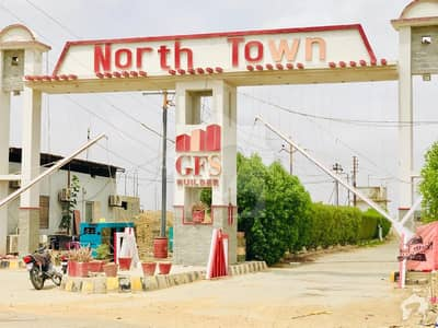 L - 3130 40 Ft Road + West Open Plot North Town Residency Phase - 01 Surjani