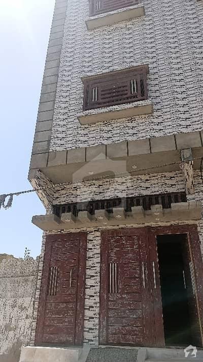 یوسف گوتھ کراچی میں 3 کمروں کا 3 مرلہ مکان 15 ہزار میں کرایہ پر دستیاب ہے۔