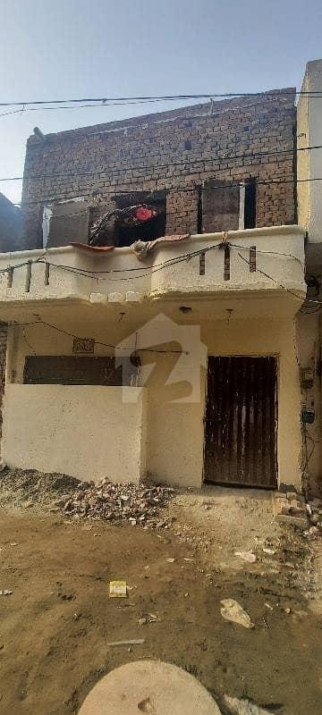 ڈیفینس روڈ لاہور میں 3 کمروں کا 0.14 مرلہ مکان 40 لاکھ میں برائے فروخت۔