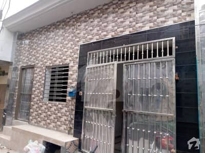 3.5 Marla Newly Tiled House In Awami Colony Near Sb Store On Narwala Road.