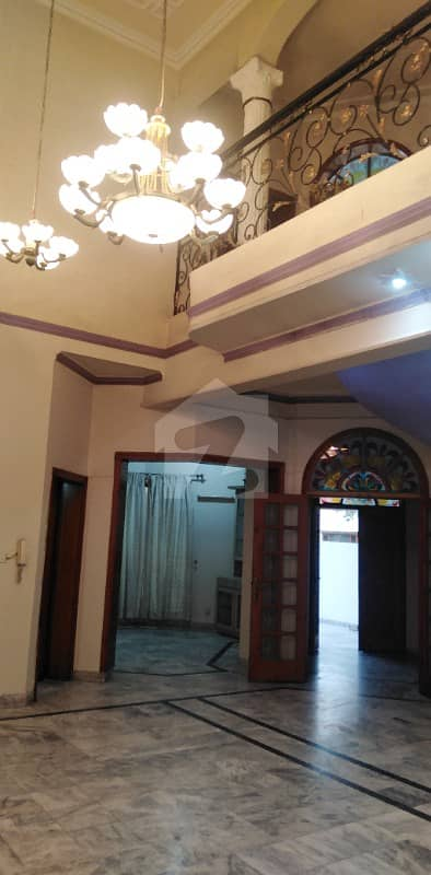One Kanal House For Rent 5 Bedroom