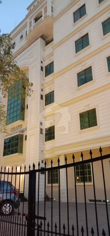 Fully Furnished Flat Available For Rent In Shadman Lahore