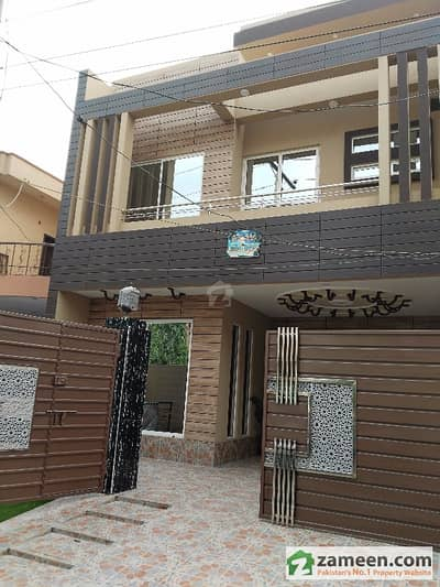 10 Marla Brand New Double Unit House For Sale wapda town