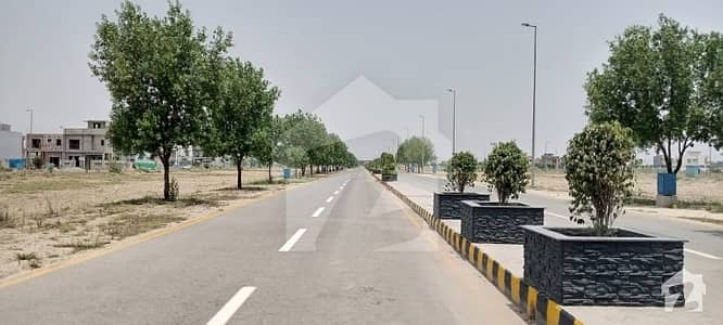5 Marla Ideal Plot Available For Sale In Dha Rahber Block N Plot No 746