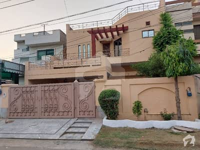 12 Marla Double Unit House For Sale 5 Bed Back Of Canal Bank Road Near Emporium Mall Super Hot Location