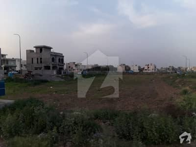 1 Kanal Ideal Residential Allocation Plot File For Sale In DHA  Phase 10