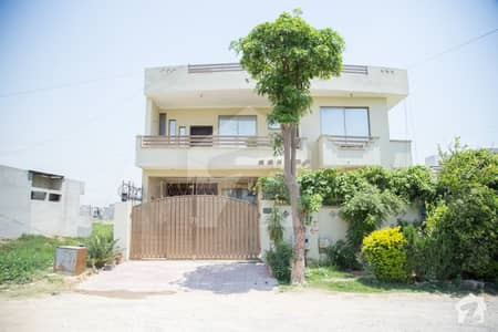 12 Marla House For Sale In G15/1, Islamabad