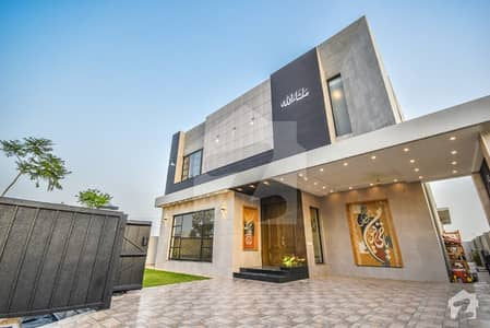 22 Marla Modern Elegant Royal Palace Style Bungalow Located In Dha Phase 7 At Prime Location