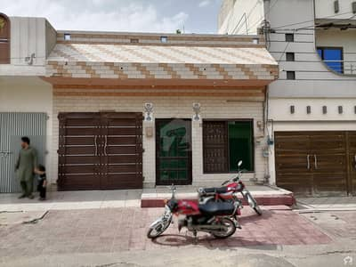 Good 5 Marla House For Sale In Fateh Sher Colony